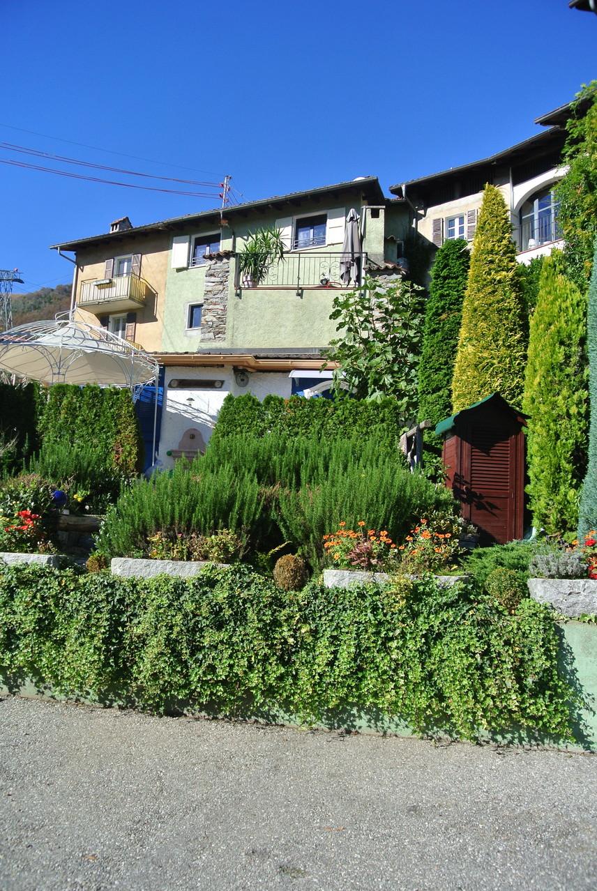 notre maison (la partie verte)