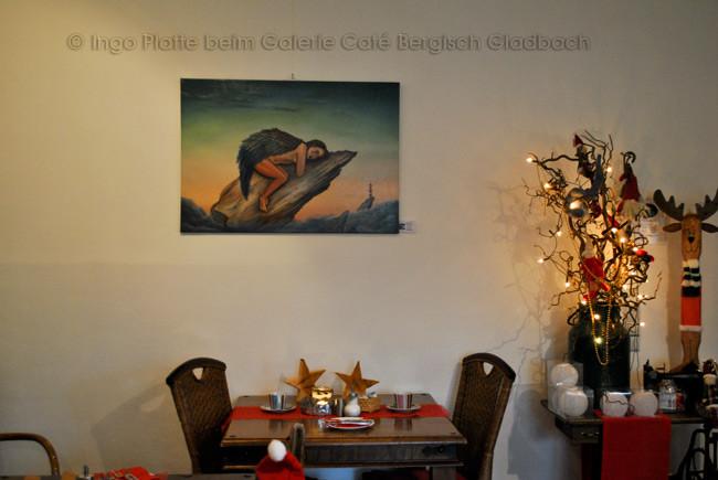 Galerie Café Bergisch Gladbach, Dezember 2013
