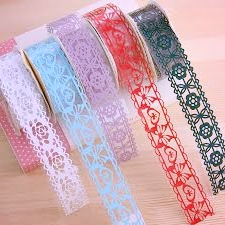 Lace Tapes