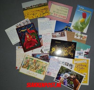 Postkaarten - 2
