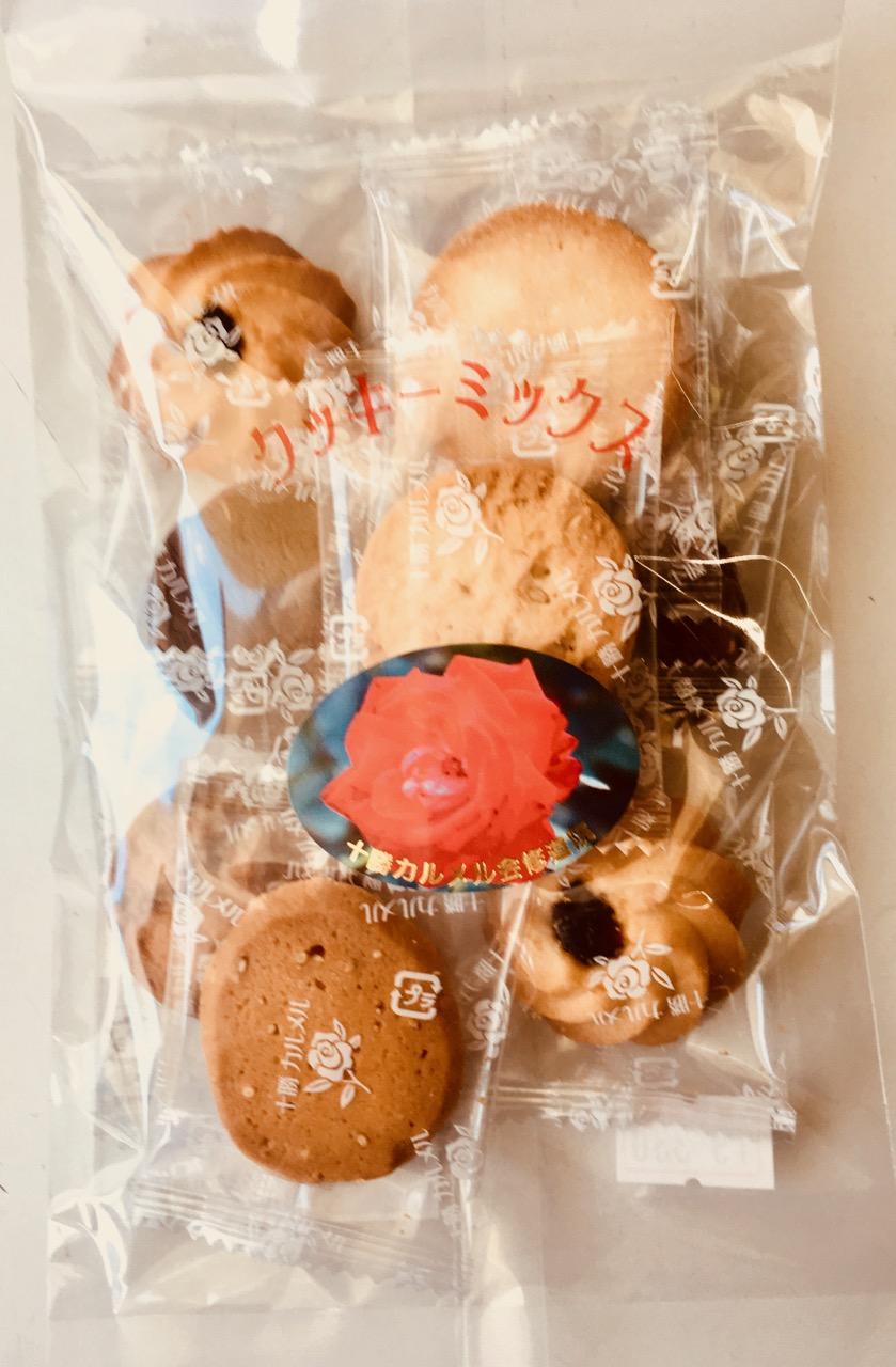 十勝カルメル会クッキーミックス¥370
