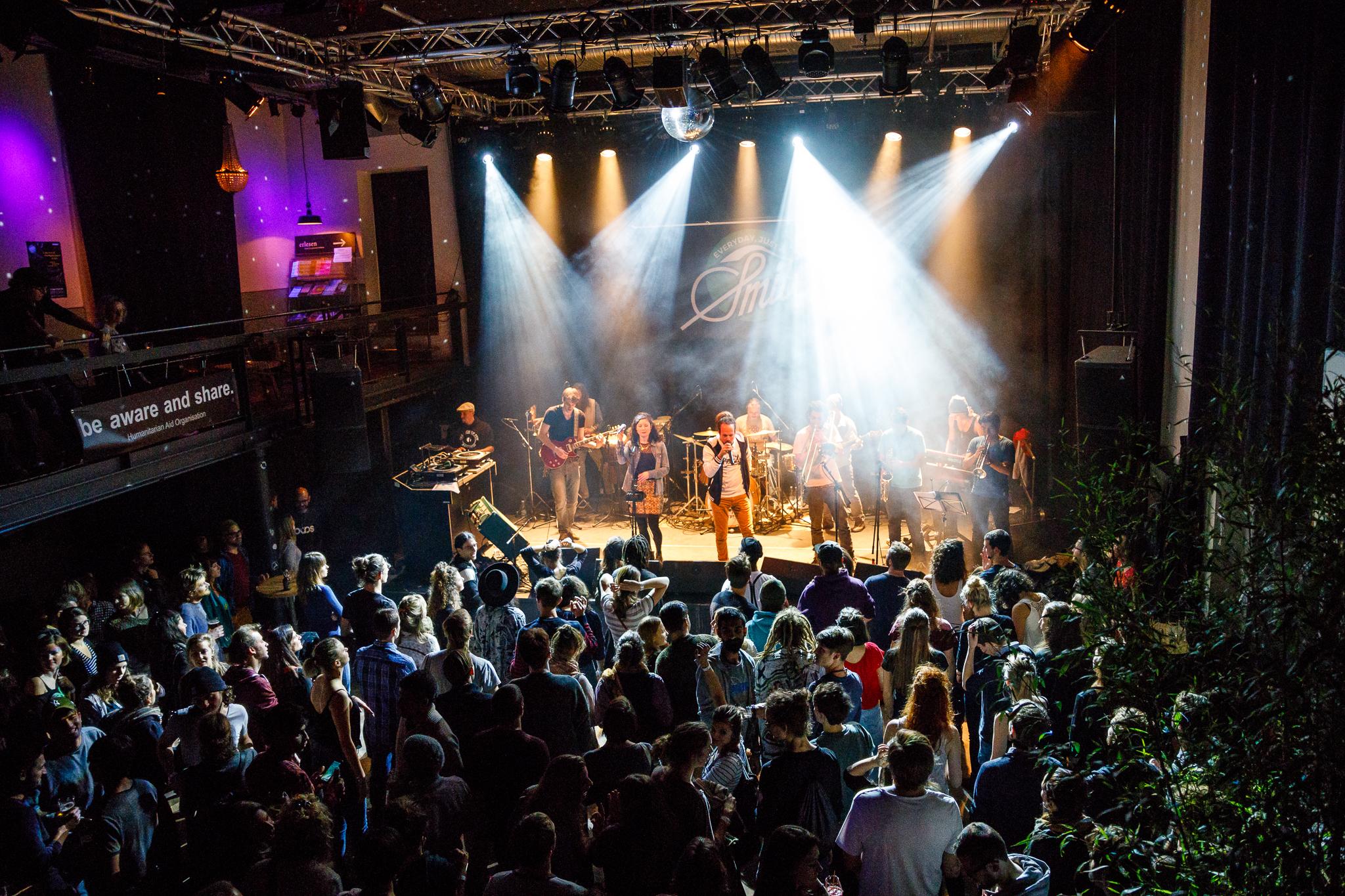 Benefiz Konzert für Menschen auf der Flucht, 1.12.2017