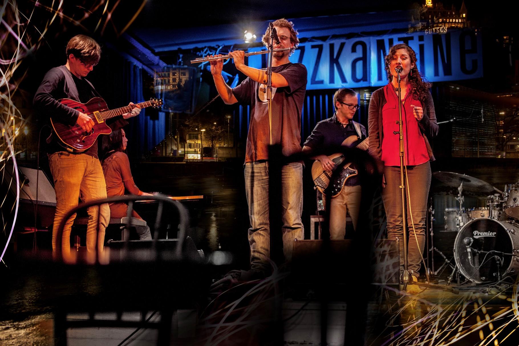 In der Jazzkantine Luzern