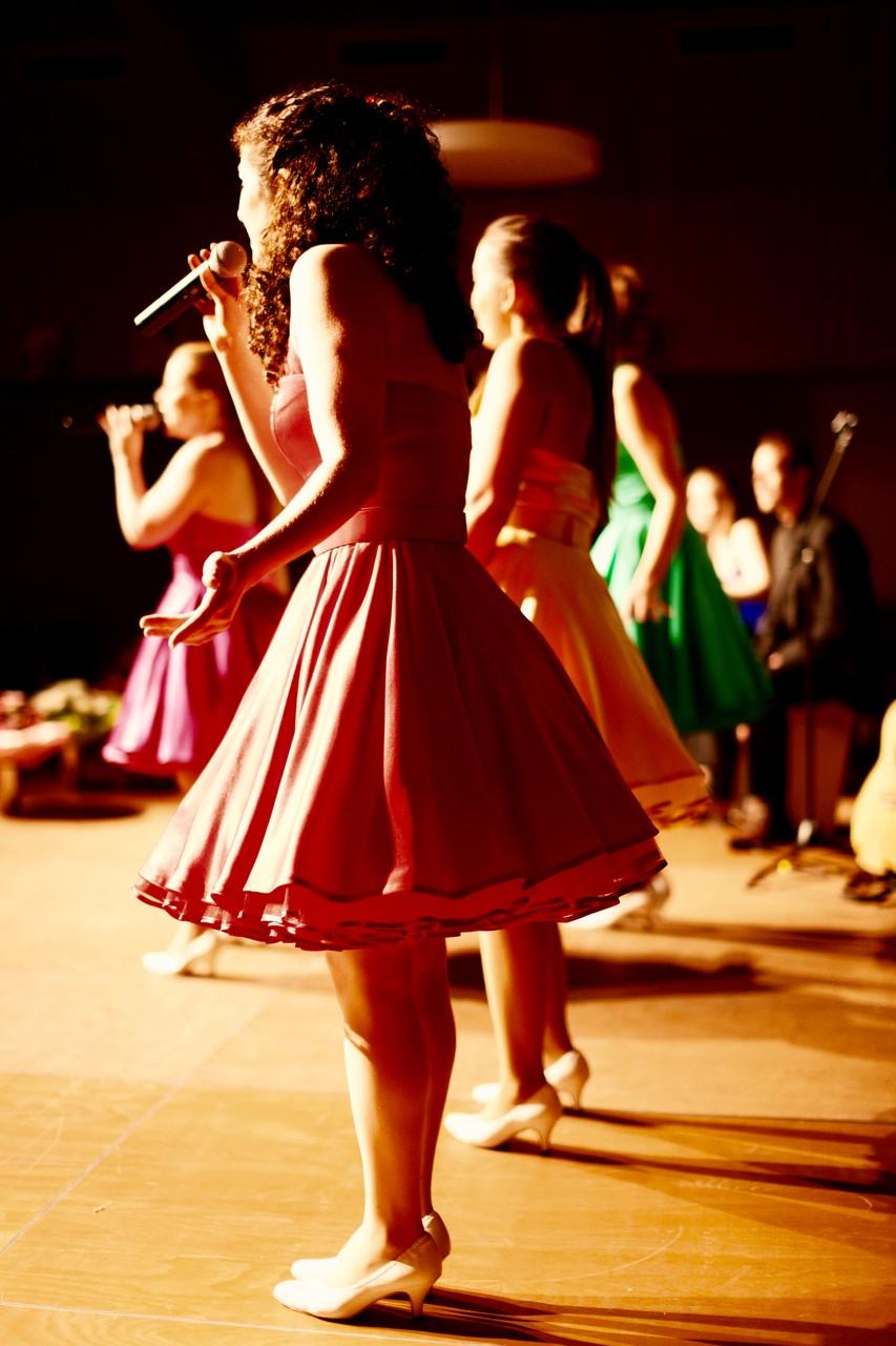 Showgruppe Petticoat