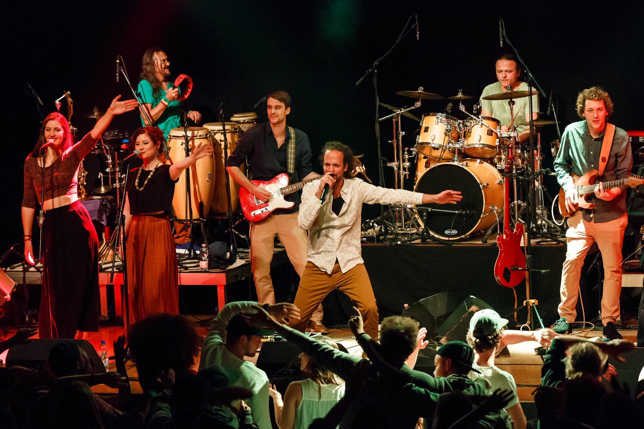 Collie Herb And The Mighty Roots, 14.10.16, Schützi Olten