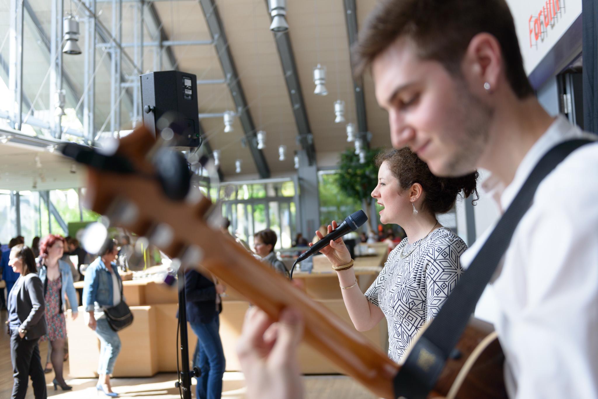 Konzert 03.05.2017, Paul Klee Zentrum Bern