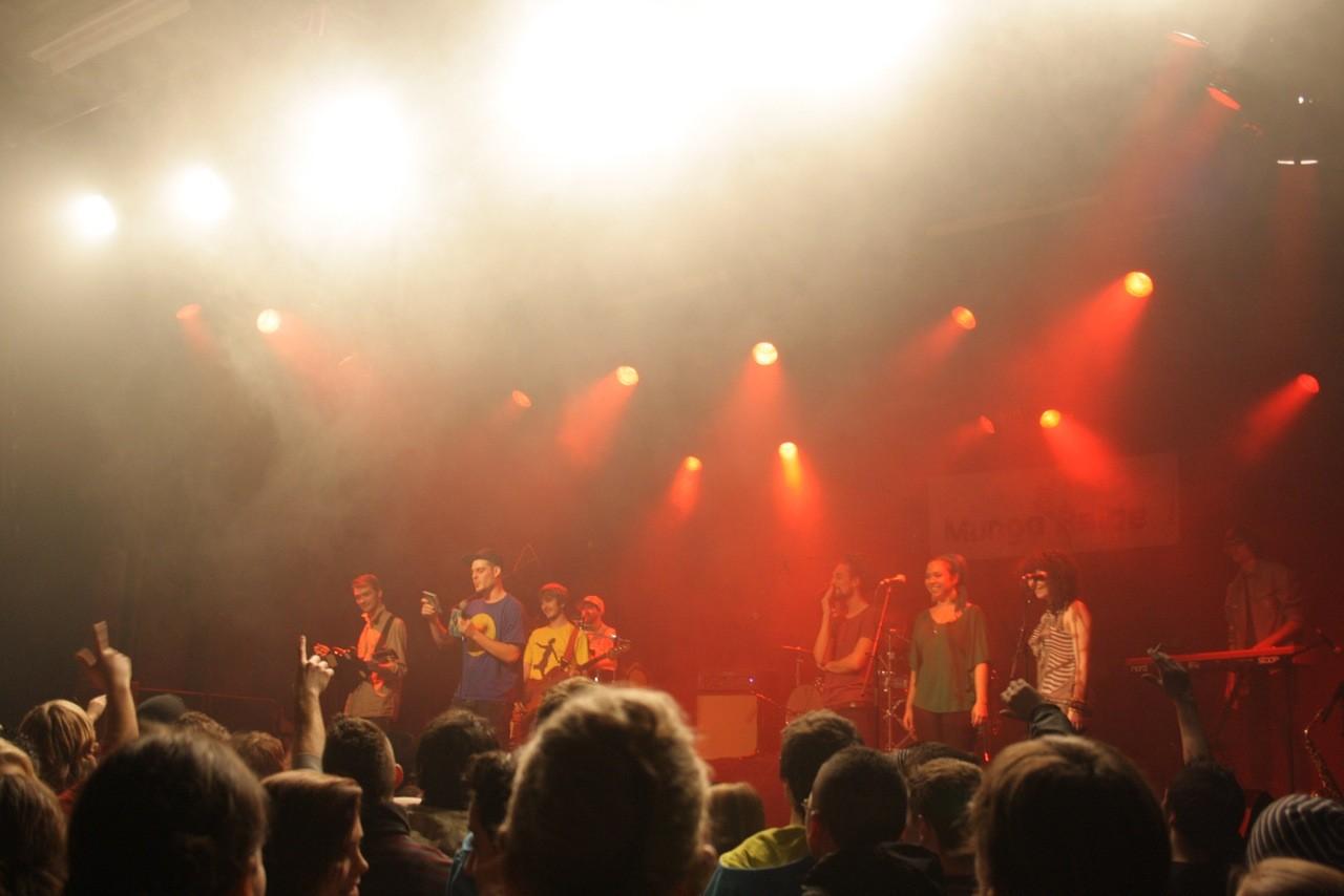 Mungo Aside, Revolution Openair,  Schwarzsee, 2013
