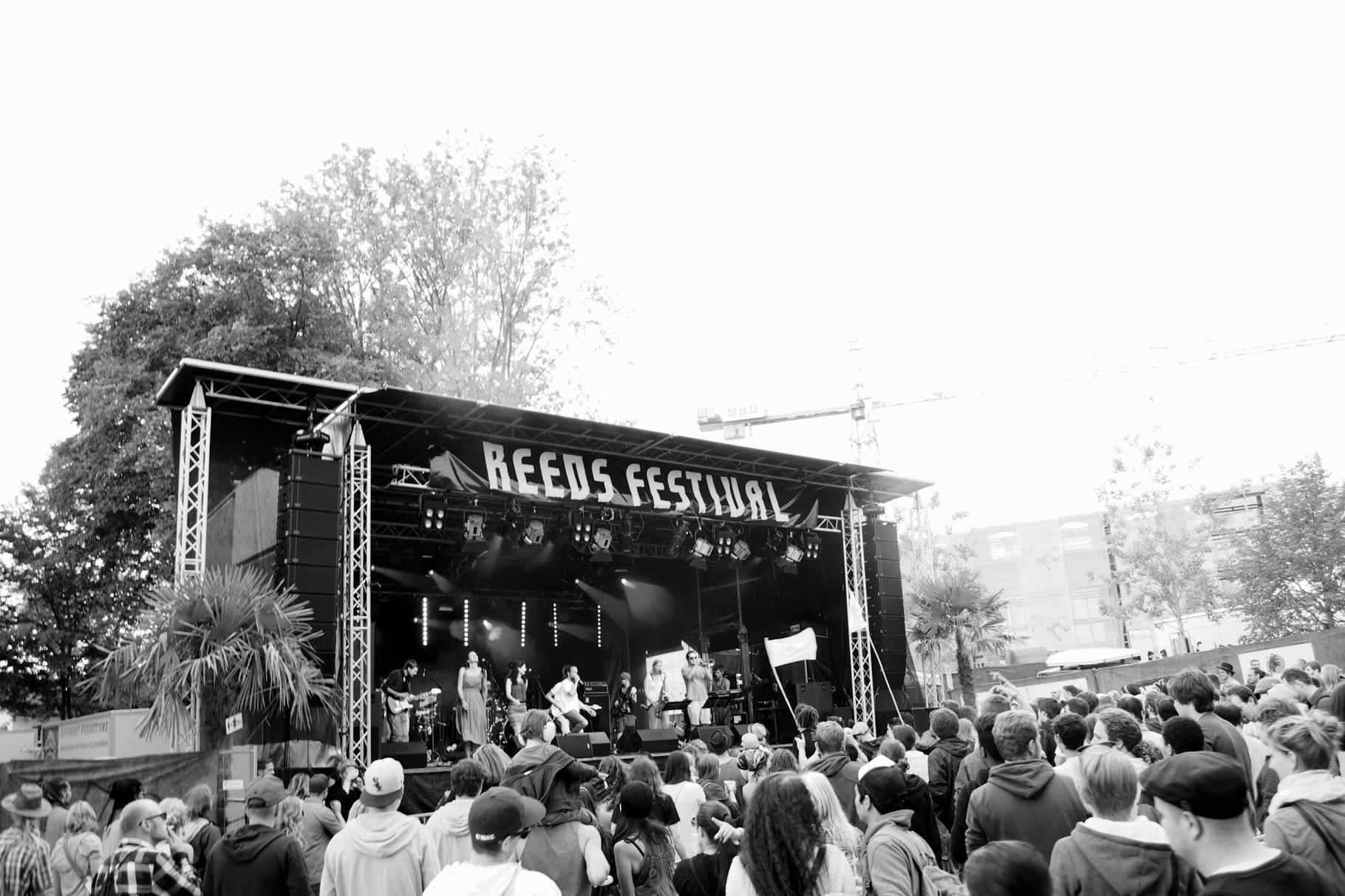 Collie Herb, Reeds Festival 2015