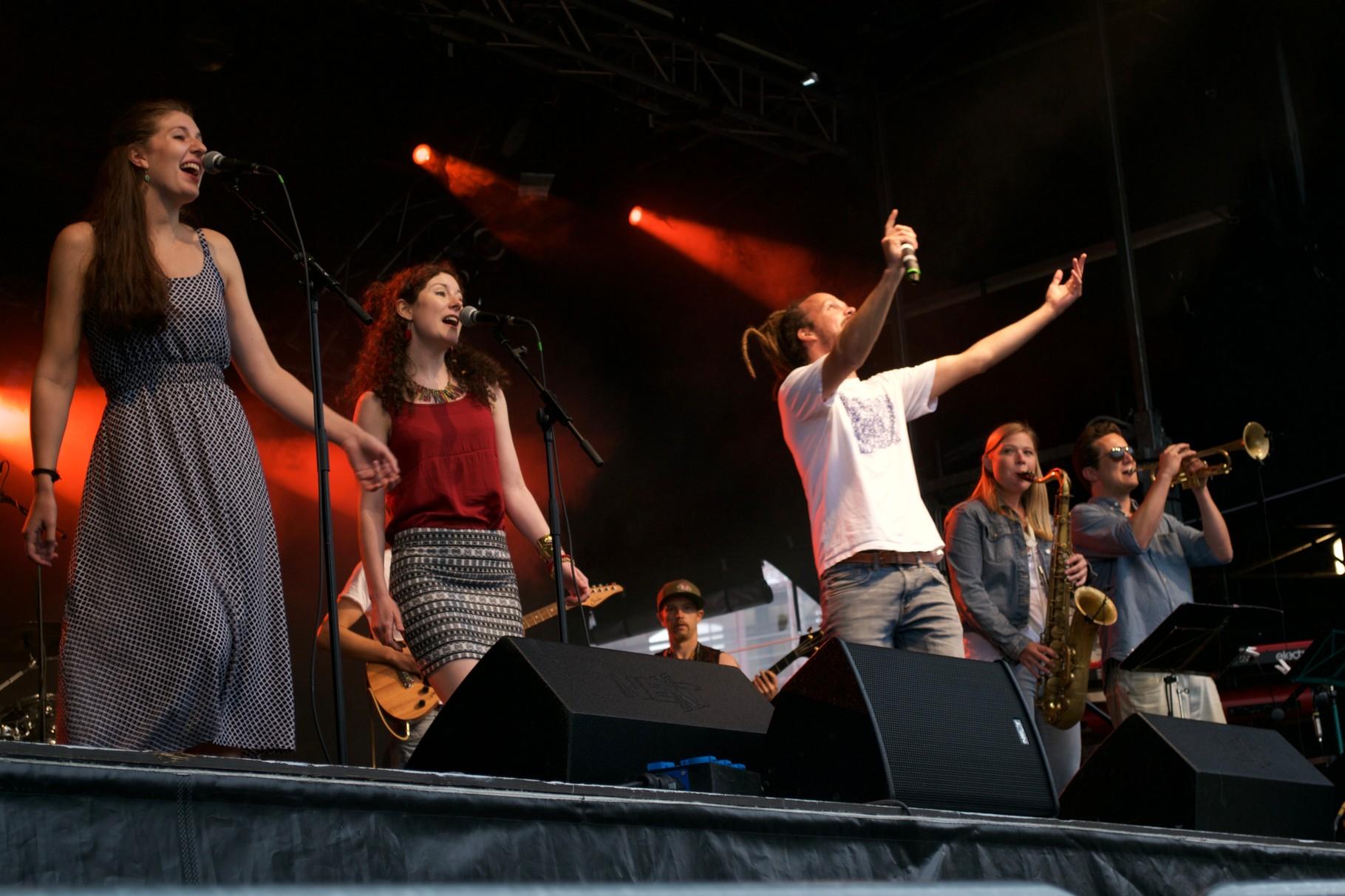 Reeds Festival, 2015