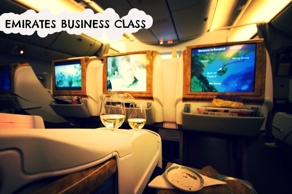 Review The Emirates Boeing 777 Experience