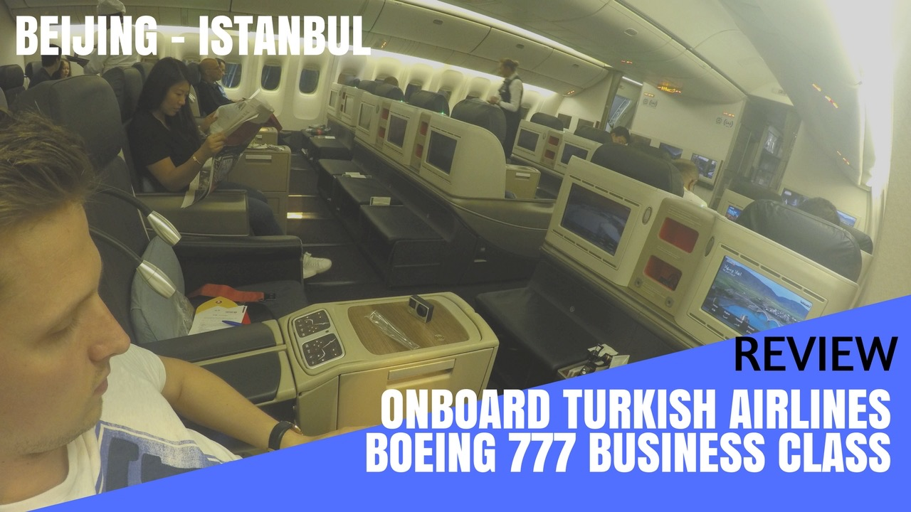Review Turkish Airlines Business Class Experience On