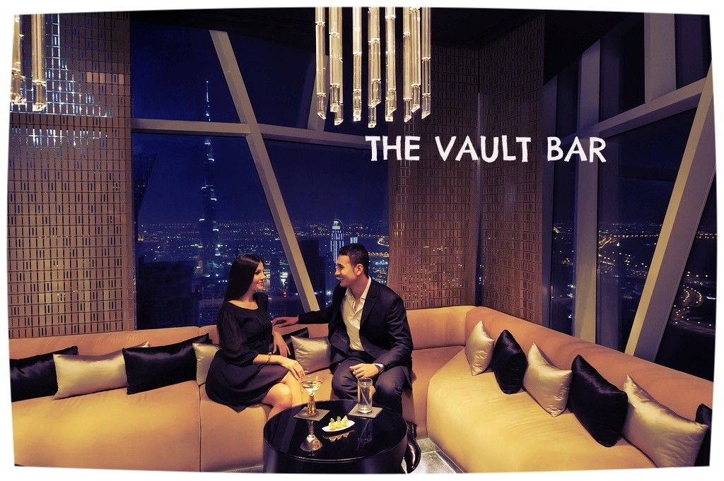 the vault bar dubai