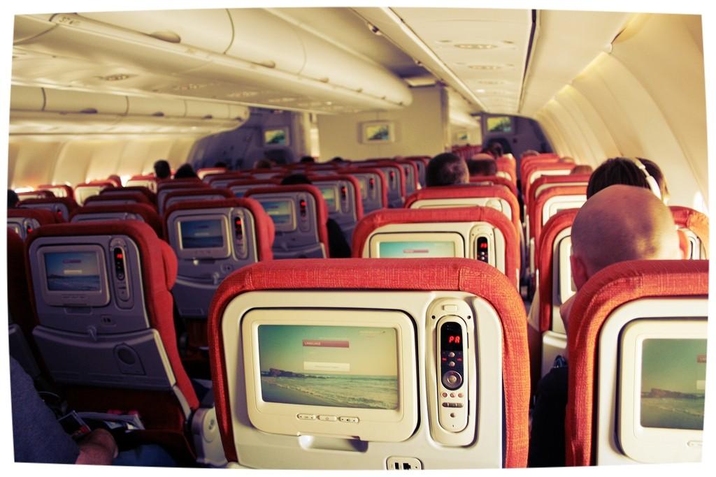 aeroflot economy class