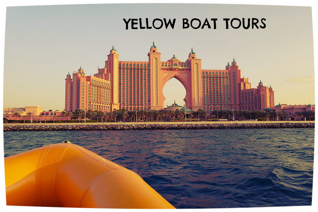 yellow boat tours dubai