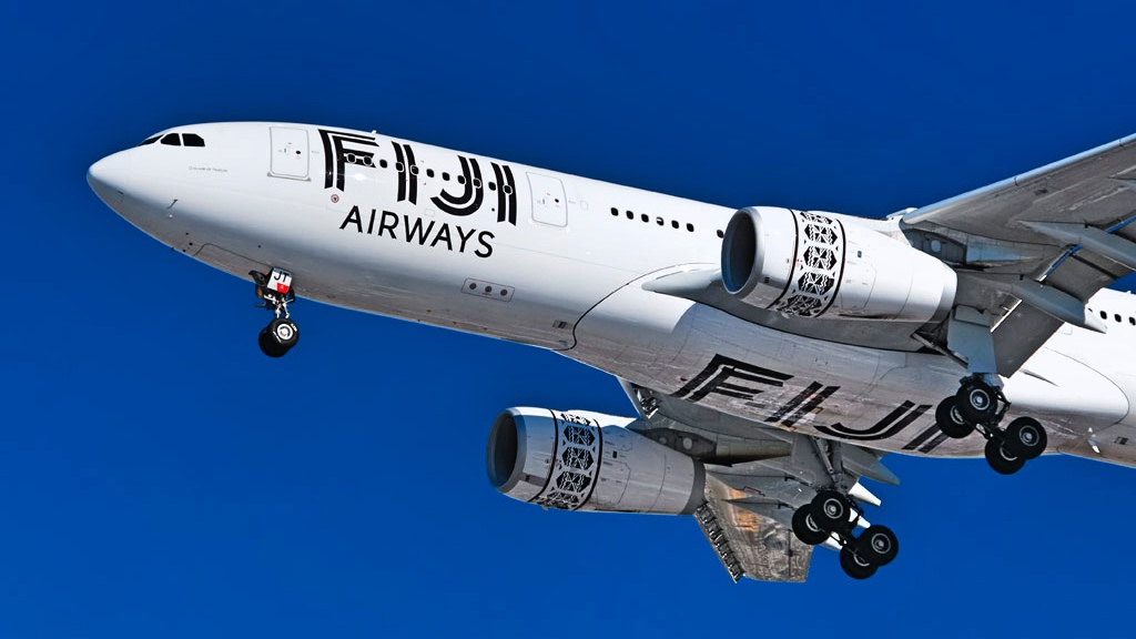 fiji airways 330