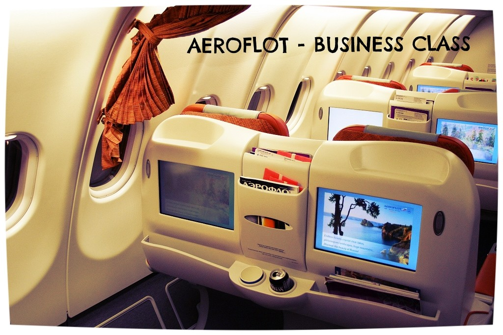 Review Aeroflot A Better Airline Than You Think