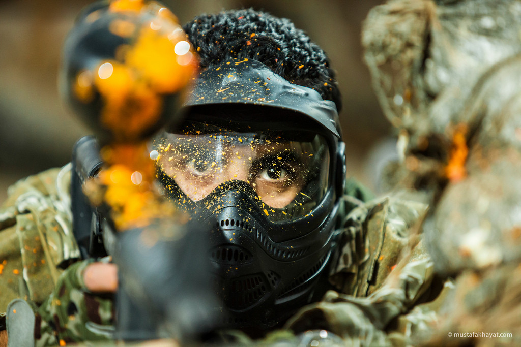 paintball tehran