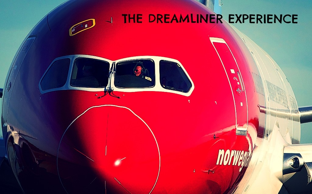 dreamliner norwegian