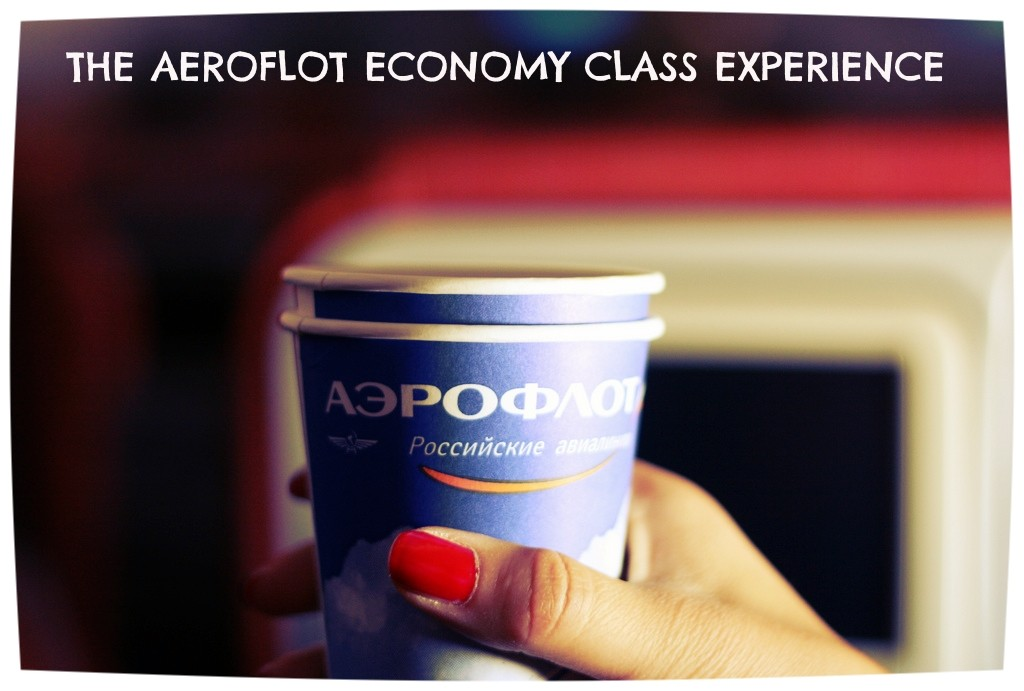 aeroflot coffee