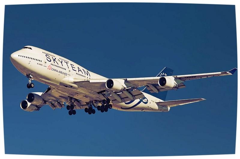 beoing 747 sky team