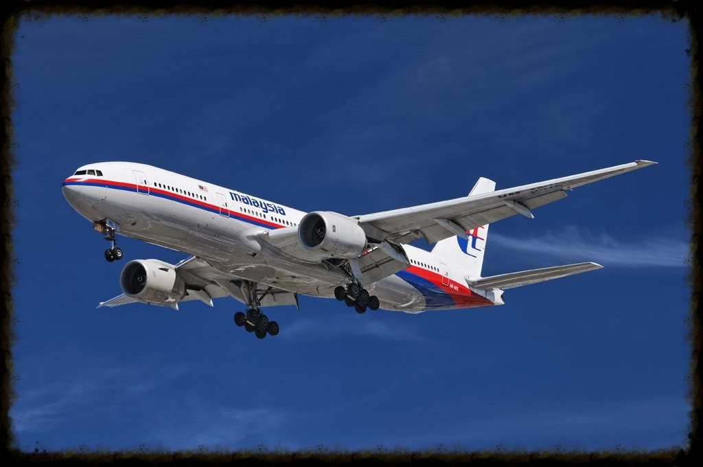 Boeing777 MH370