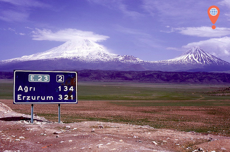 turkish iranian boarder