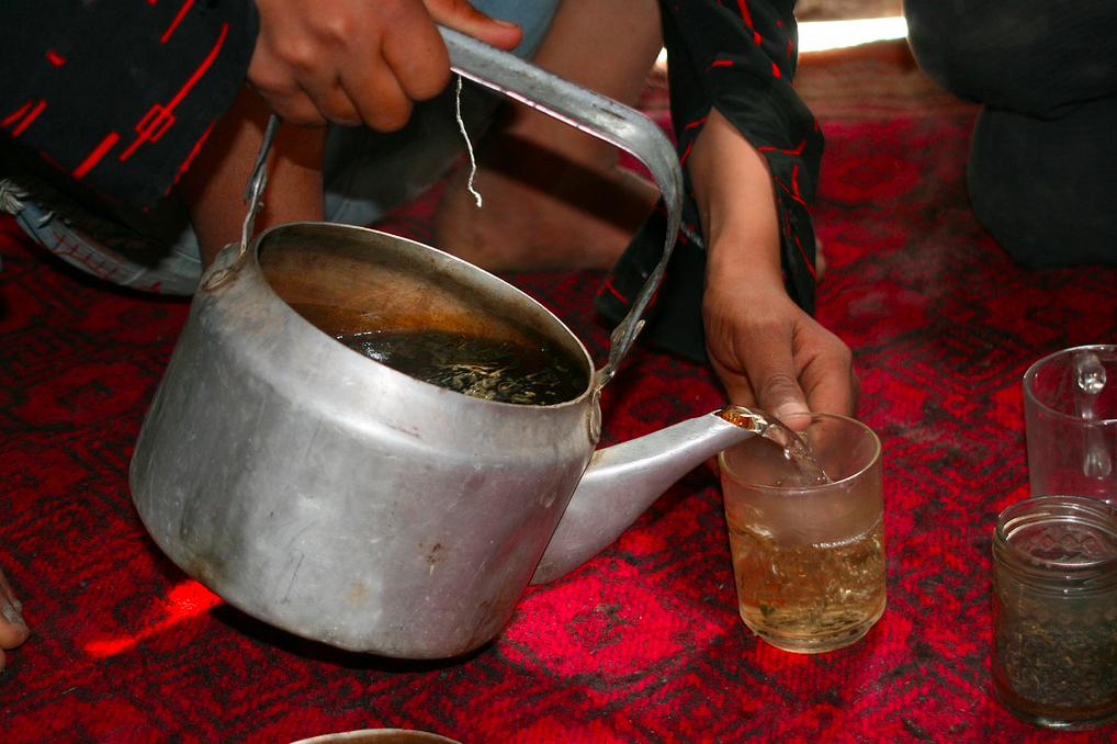 green tea afghanistan