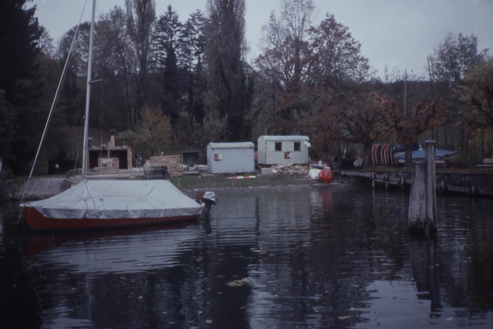 Historisch: Baustart November 1993