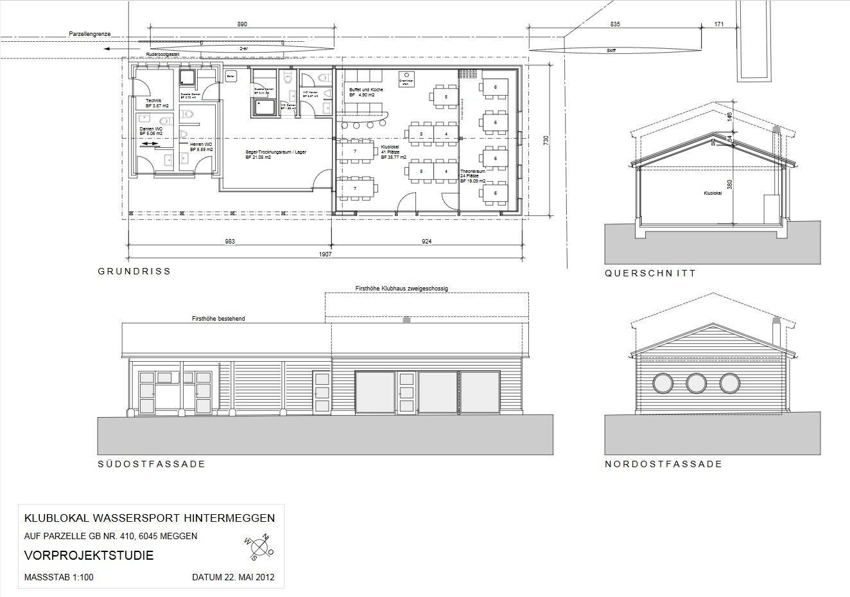 Projektstudie 2012_Übersicht, 2-geschossig – R. Wals, P. DeGroot