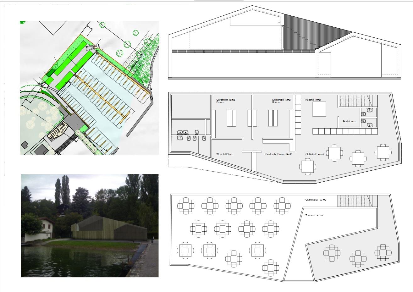 Projektstudie 2010_Übersicht, 2-geschossig – A. Westenbrink
