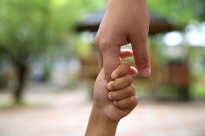 Erwachsene sind für sich selbst und für ihre Kinder verantwortlich.