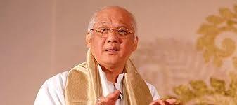 Gründer Cho Kok Sui an einer Tagung in Indien ©2015