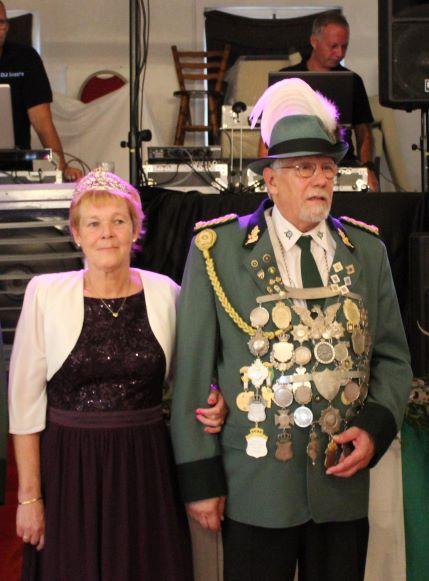Kaiserpaar Wilfried 1   Ulla 1    2019-2021 Pietzak/Lencz