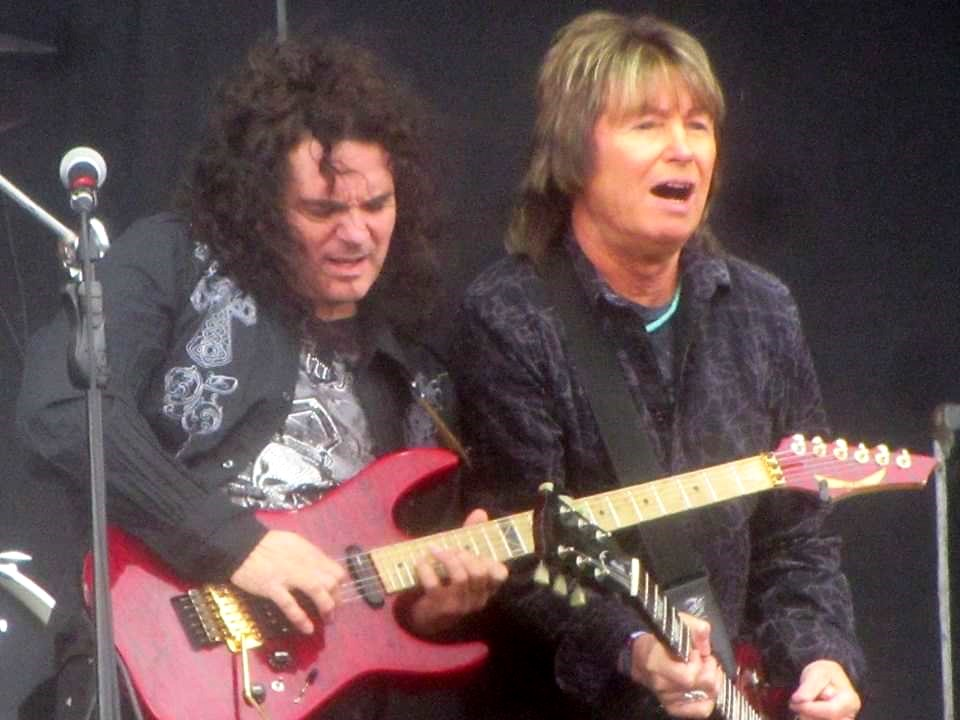 UFO live at Download Festival 2013 - pic by Andy Nathan