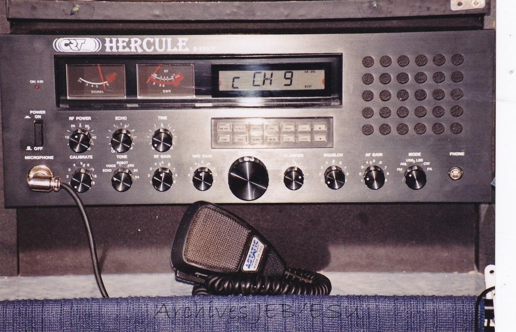 BASE HERCULE PC CANAL 9 ESU