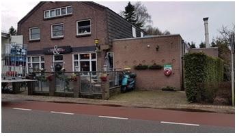 Eetcafé 't Drummerke, Sambeekseweg 23