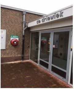 Wijkcentrum De Driewiek, Jeroen Boschstraat 49