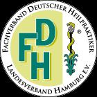 Logo Fachverband Deutscher Heilpraktiker (FDH)
