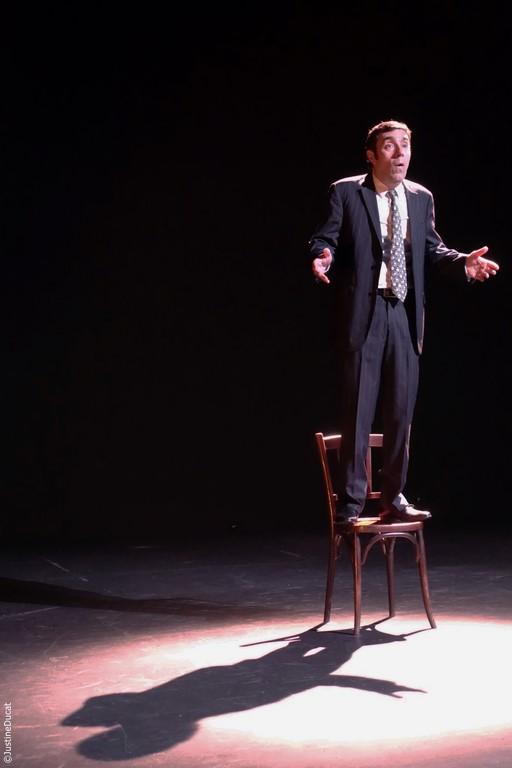 Gros-Câlin de Romain Gary (Emile Ajar) - Denis Rey - Cie La nuit se lève 06©JustineDucat
