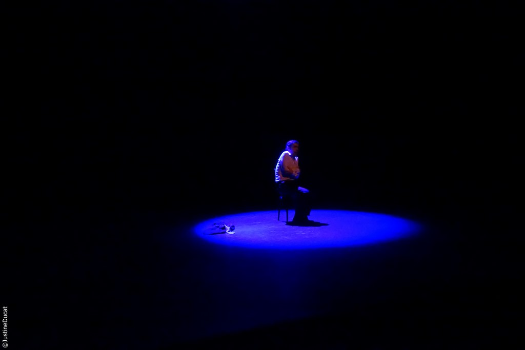 Gros-Câlin de Romain Gary (Emile Ajar) - Denis Rey - Cie La nuit se lève 09©JustineDucat