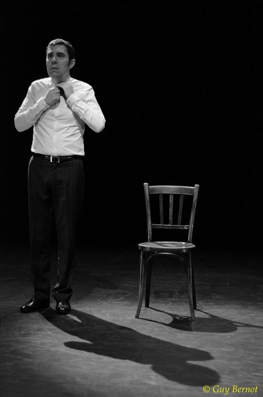 Gros-Câlin de Romain Gary (Emile Ajar) - Denis Rey - Cie La nuit se lève 13©GuyBernot