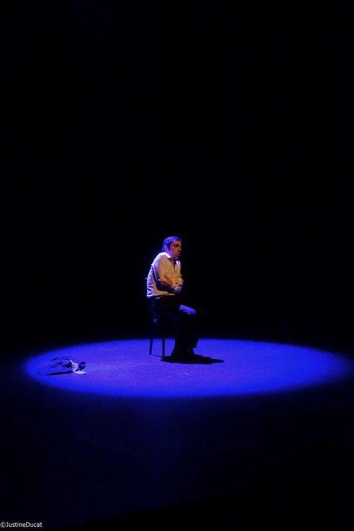 Gros-Câlin de Romain Gary (Emile Ajar) - Denis Rey - Cie La nuit se lève 08©JustineDucat