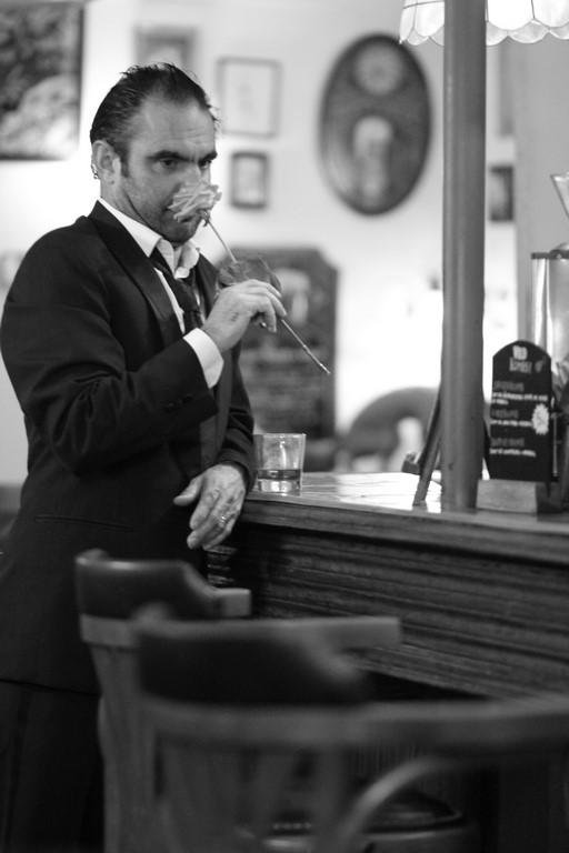 Au bout du comptoir, la mer de Serge Valletti -  Cie le Bruit des Gens - Olivier Jeannelle - 01©CarineSaux