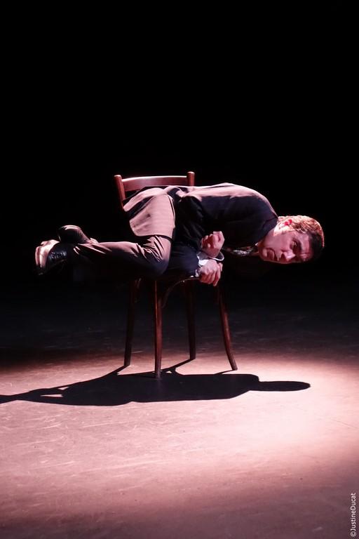 Gros-Câlin de Romain Gary (Emile Ajar) - Denis Rey - Cie La nuit se lève 05©JustineDucat