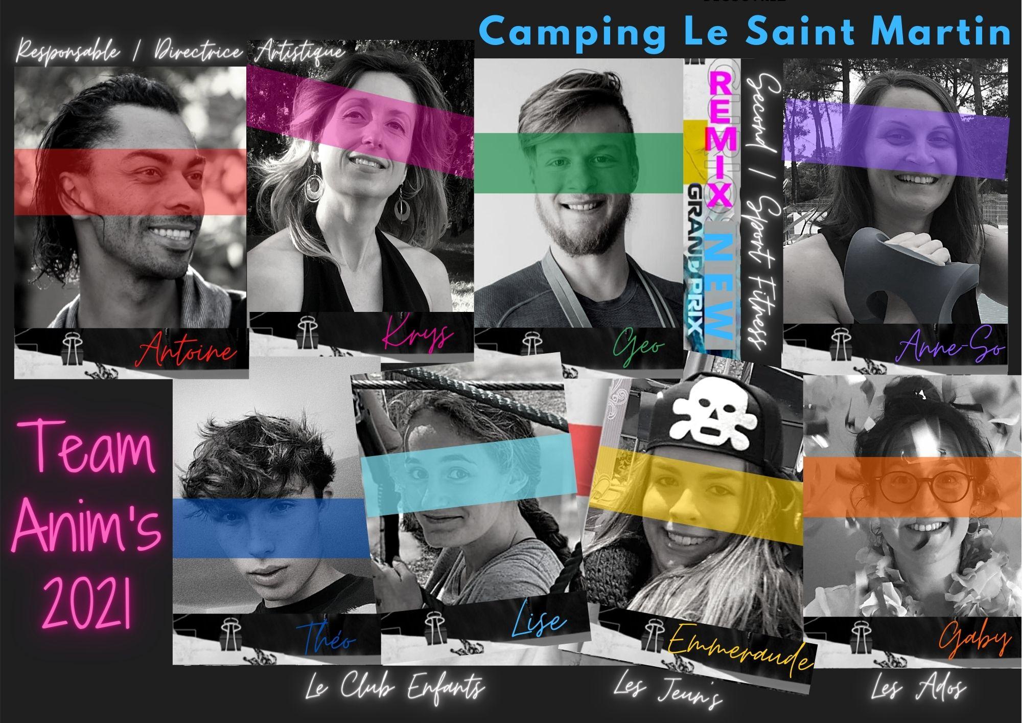 Le Saint Martin 2021! Le Retour de la Team Anim's