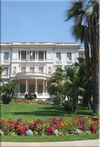 """""""Musée Palais Masséna"""" par la Ville de Nice"""