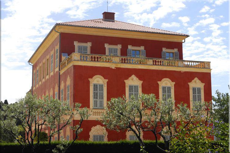 """""""Musée Matisse"""" par la Ville de Nice"""