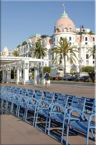 """""""Promenade des Anglais"""" par Franck Follet"""