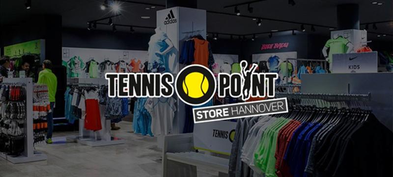 10% Rabatt für alle SSV Tennismitglieder im Store Hannover