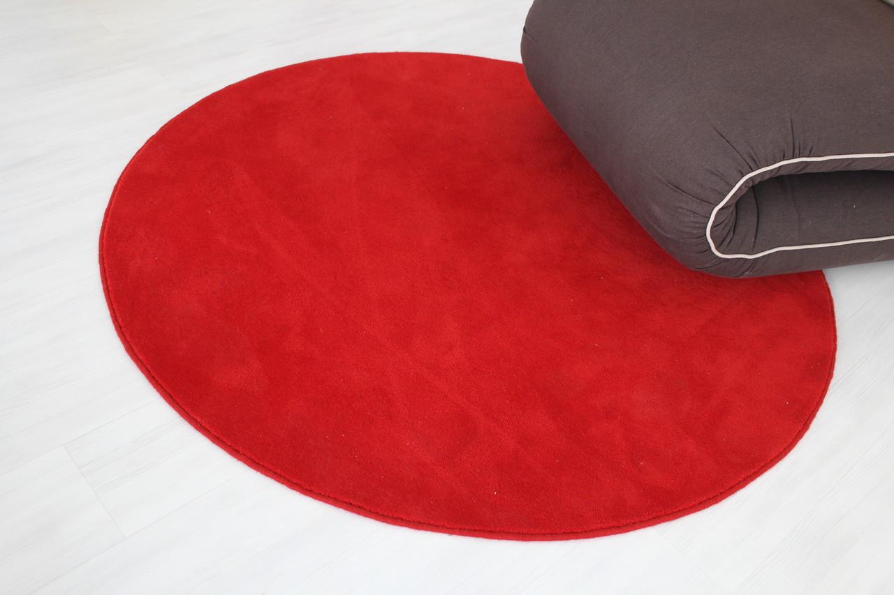 Kasthall annabelle tappeto rotondo da interni s a s - Tappeto rotondo rosso ...